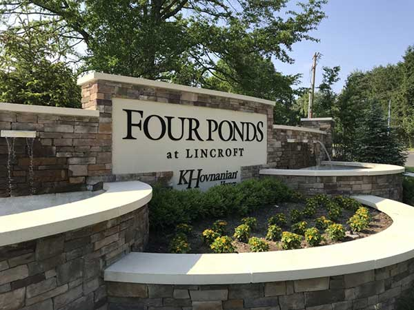 Four Ponds at Lincroft